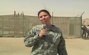 Sgt. 1st Class Cristina Wilson