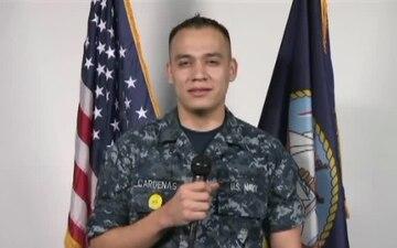 Seaman Jose Cardenas