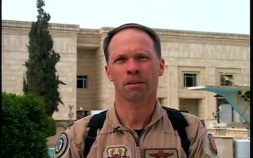 Lt. Col. Pete Bergmann