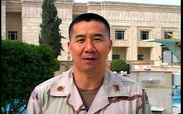 Maj. Ross Nguyen