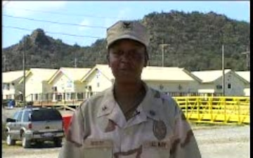 Petty Officer 2nd Class Gladys Carrington