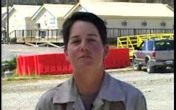 Seaman Cynthia Walters