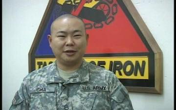 Sgt. 1st Class I Cha