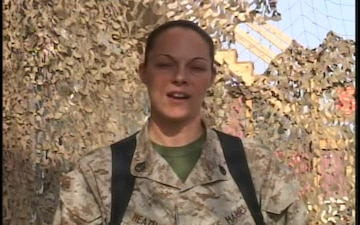 Staff Sgt. Amy Heath