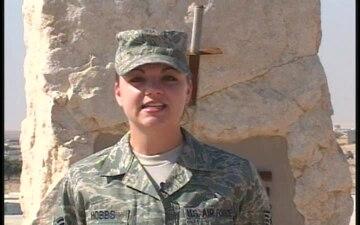 Staff Sgt. Jessica Hobbs
