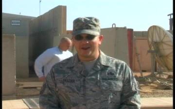 Master Sgt. Stewart Frazier