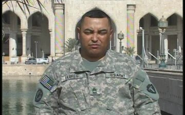 Master Sgt. Jose Flores