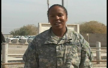 Pfc. Monica Betts