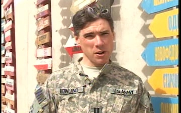 Capt. Todd Howland