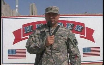 Sgt. 1st Class Chris Baker