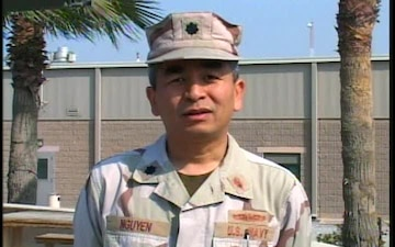 Cmdr. Mark Nguyen