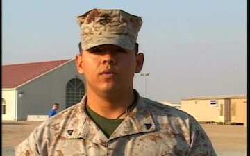 Cpl. Wilfredo Serrano Waters