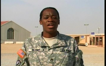 Staff Sgt. Patrice Alford