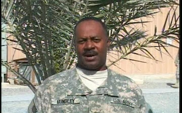 Staff Sgt. Harold Hundley