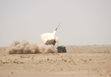 Army celebrates production of 50,000th GMLRS rocket and its continued evolution