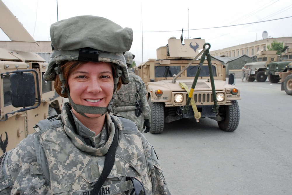 New York National Guard Leader Salutes Military Moms Serving at Home and Overseas