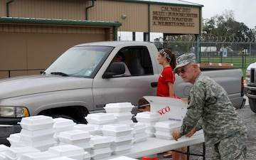 7th Weapons of Mass Destruction Civil Support Team Relief for Hurricane Rel