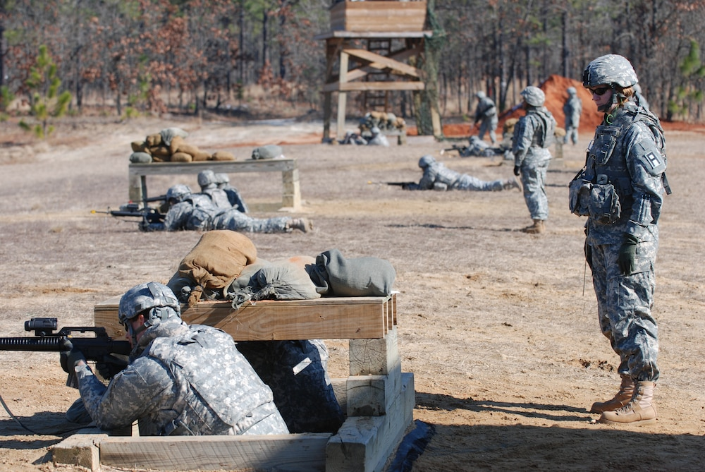 Teaming to Train the 143rd Expeditionary Sustainment Command