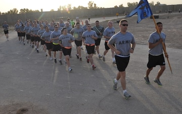 Task Force 38 troops coordinate JBB runs