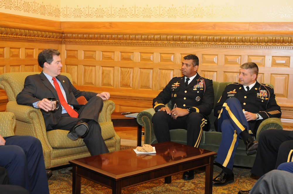 Kansas lawmakers recognize Military Appreciation Day