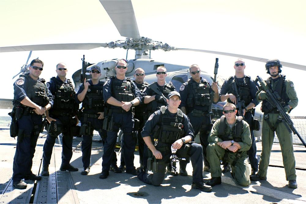 coast guard maritime enforcement specialist