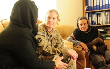 Kapisa women's leaders propose a new plan