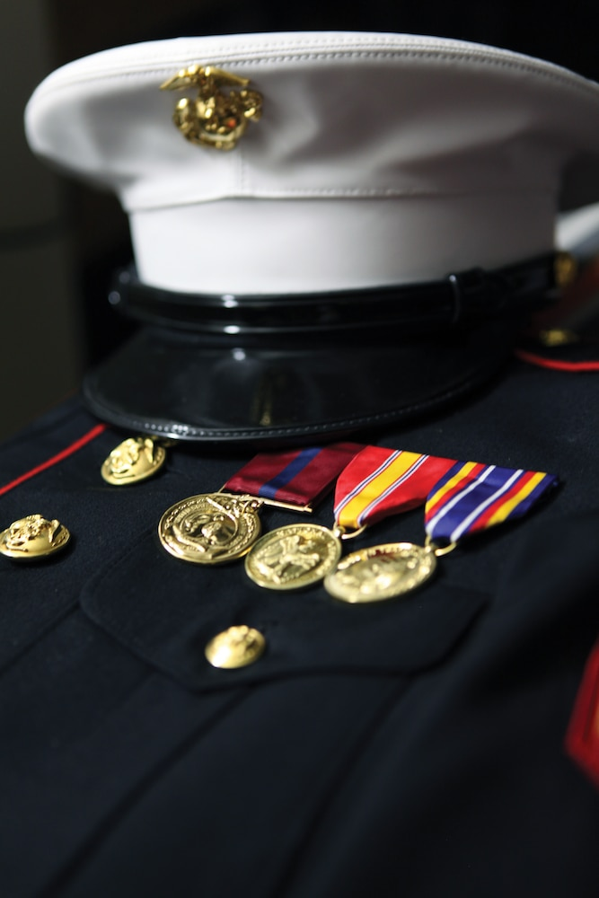 Dvids News Blue Dress Uniform Represents Corps History