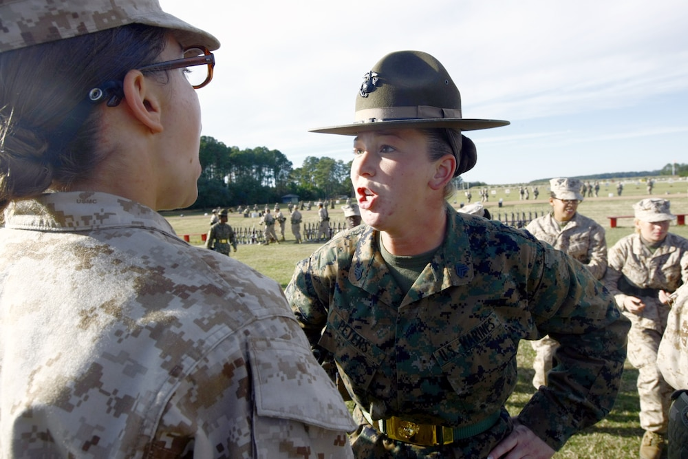 Moving beyond the battlefield: Siblings transform civilians into Marines