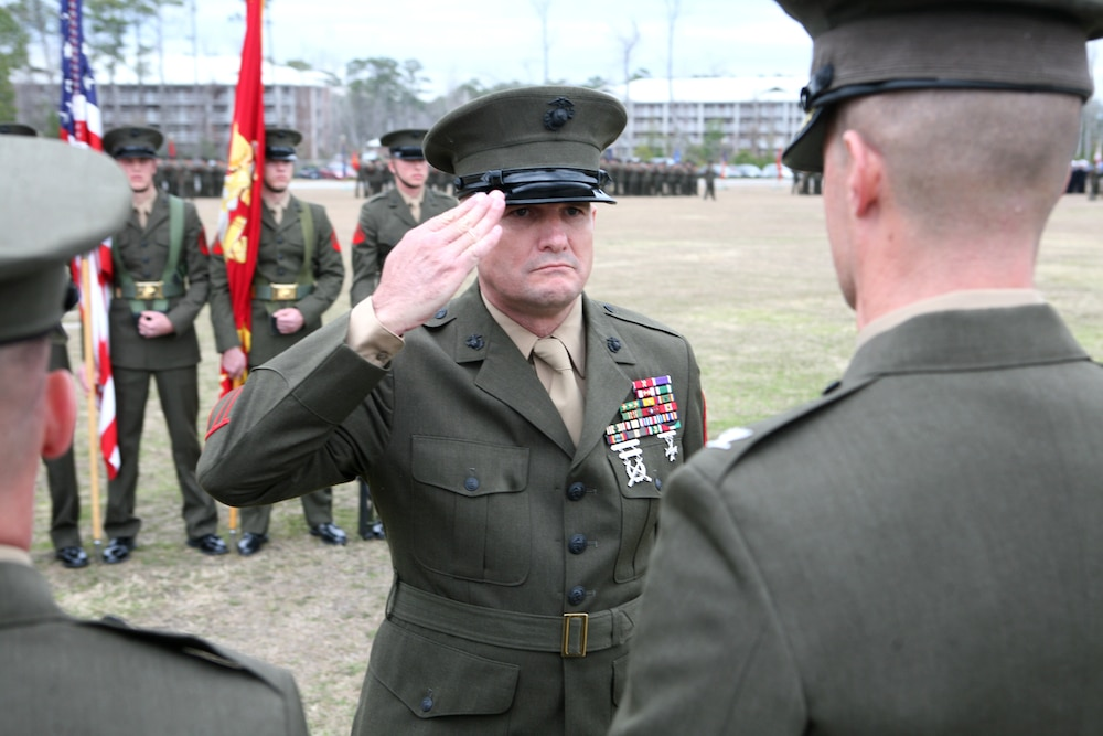 Sergeant major retires after 31 years