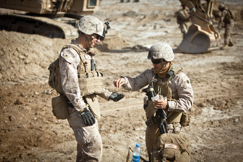 Corpsman proves valuable to team in Afghanistan