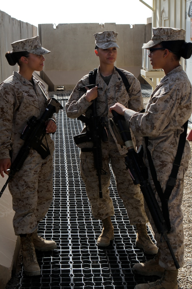 From high school to Afghanistan, these Marines stick together