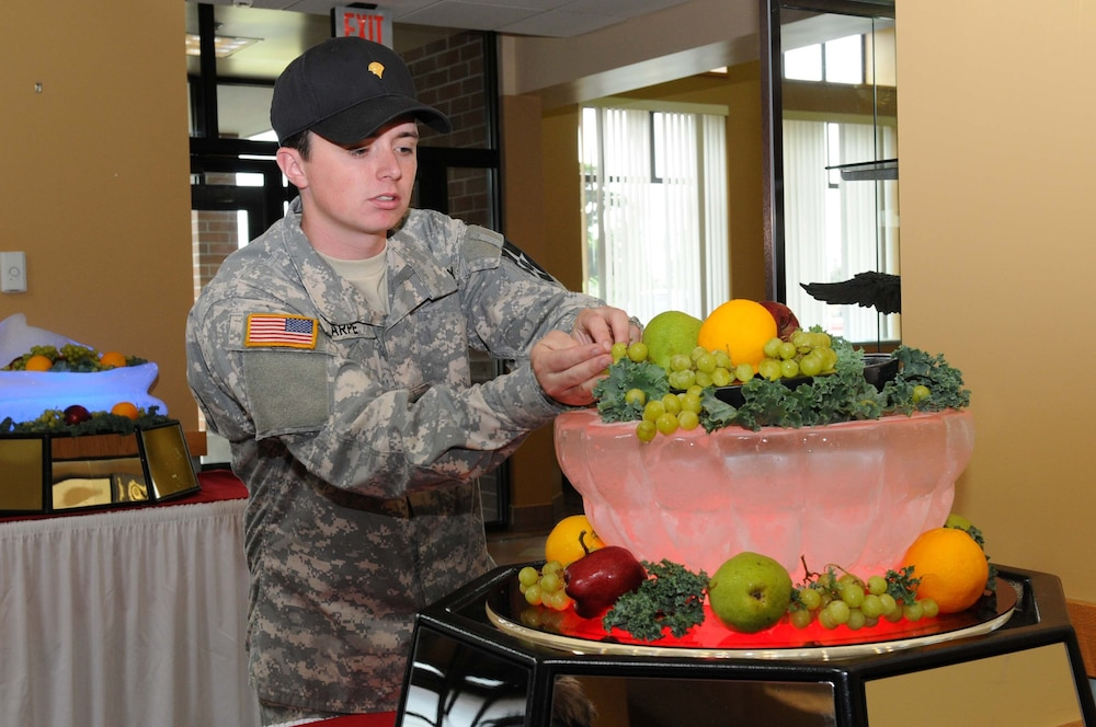 593rd Sustainment Brigade Dining Facility competes with heart for Phillip A. Connelly Award