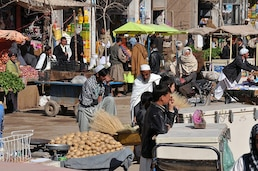 Herat City enters transition process