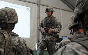 Learning key to prepare soldiers for deployment