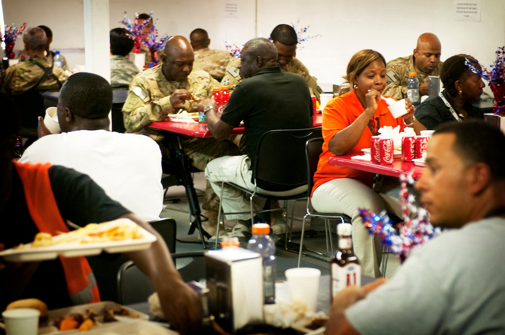 Aviation dining facility closes its doors on Bagram Air Field
