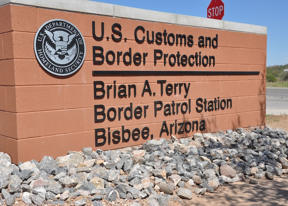 New Border Patrol station named for Brian A. Terry opens