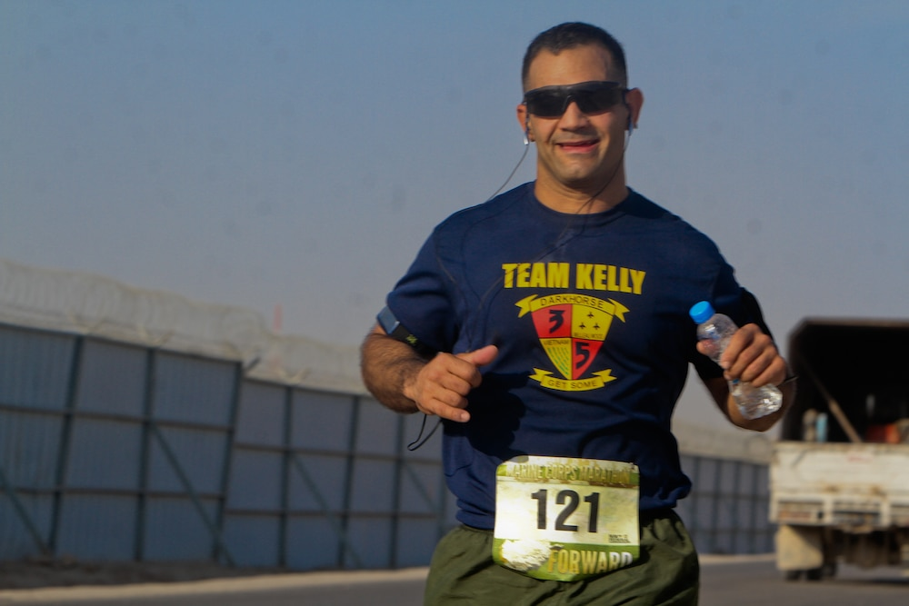 Marathon means more than a race, honors fallen heroes