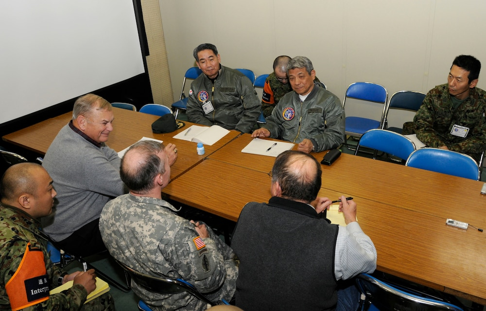 Lessons learned benefit US and Japan soldiers at Yama Sakura 63