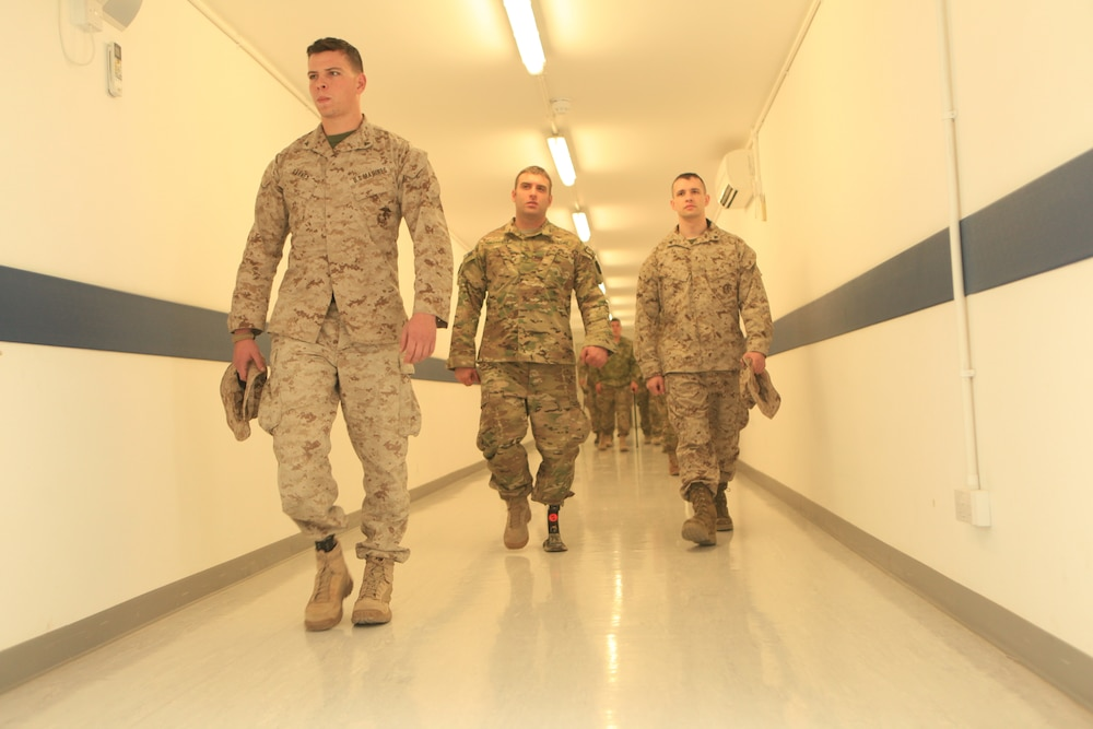 Wounded Warriors return to Afghanistan for Operation Proper Exit