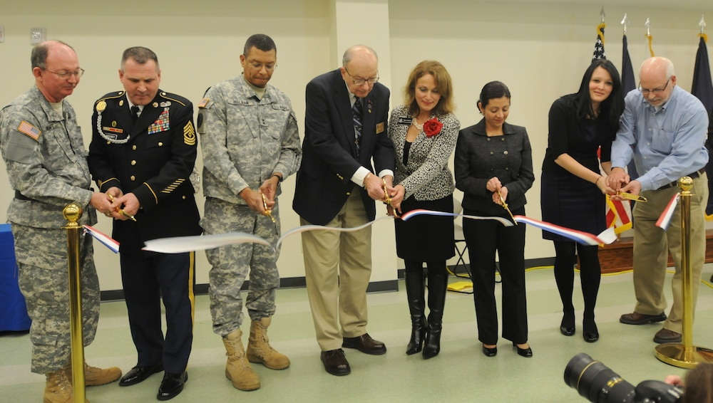 New Army Reserve facility named for fallen soldier
