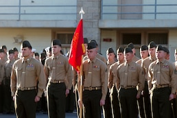 Division Marines adjust to new uniform policy