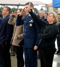 Aviano Air Base remembers fallen pilot