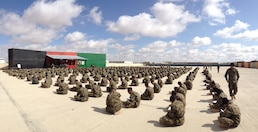 Afghan Soldiers, Test Future