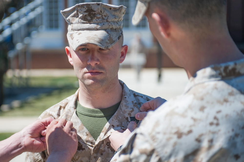 Phelps native promoted to staff sergeant in the U.S. Marine Corps