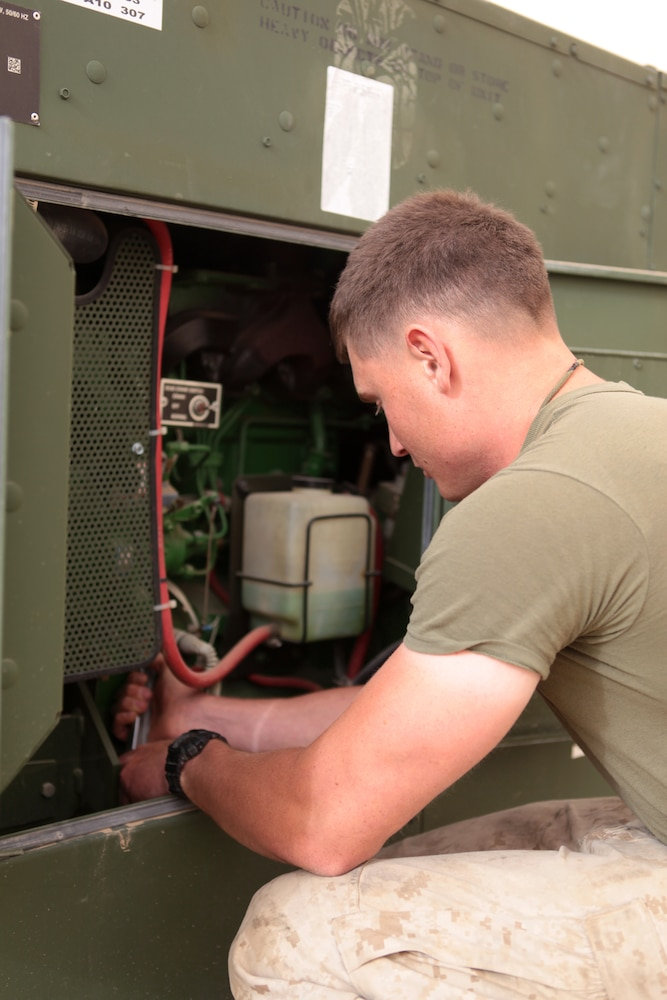 Long Island Marine keeps generators running