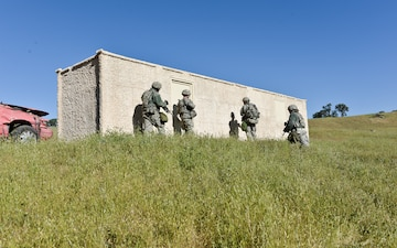 Quick reaction force dominates CSTX 19