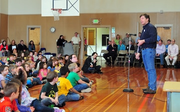 Event celebrates seismic upgrades at historic school