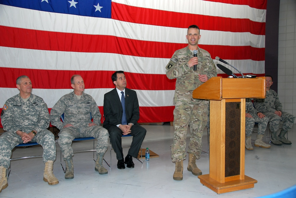 Wisconsin National Guard agribusiness team returns from Afghanistan