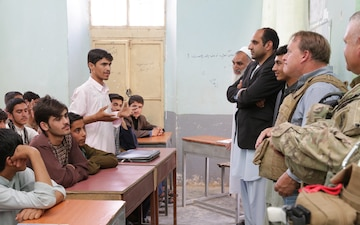 Farah directorate of education sees significant improvement