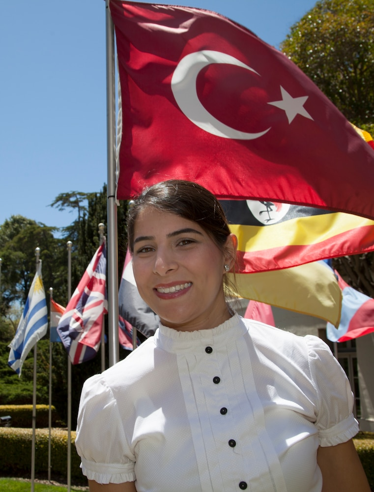 Turkish officer awarded prestigious NPS Ops Research Award